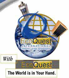 EcoQuest Air Purifiers and other great Environment improvement products!